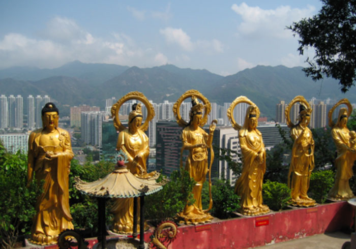 Ten Thousand Buddhas